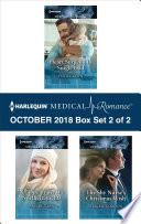 Harlequin Medical Romance October 2018 Box Set 2 Of 2