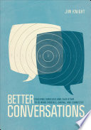 Better Conversations I Knew How To Have A Conversation;