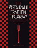 The Restaurant Training Program