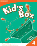 Kid s Box 4 Teacher s Book