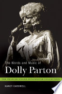 Book The Words and Music of Dolly Parton