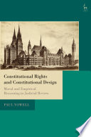 Constitutional Rights And Constitutional Design