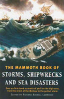 The Mammoth Book of Storms  Shipwrecks and Sea Disasters