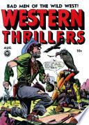 Western Thrillers, Number 1, The Saga of Velvet Rose
