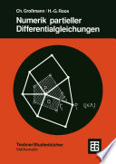 Numerik Partieller Differentialgleichungen book