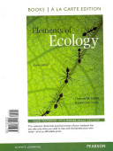 Elements of Ecology, Books a la Carte Edition