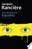 The Method of Equality