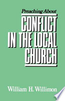Preaching About Conflict In The Local Church