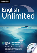 English Unlimited Intermediate B Combo with DVD ROMs  2