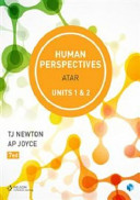 Human Perspectives Units 1   2