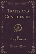 Traits and Confidences (Classic Reprint)