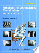 HANDBOOK FOR ORTHOPAEDICS EXAMINATION