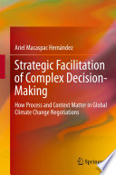 Strategic Facilitation Of Complex Decision Making