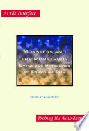 Monsters and the Monstrous With One Of The Most Significant