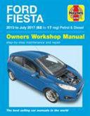 Ford Fiesta Petrol Diesel 13 To 17
