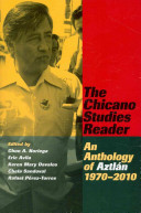 The Chicano Studies Reader