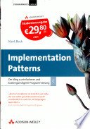 Implementation Patterns   Studentenausgabe
