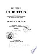 Le opere di Buffon nuovamente ordinate ed arricchite della sua vita e di un ragguaglio di progressi della storia naturale dal 1750 in poi dal conte di Lac  p  de     Volume primo   40