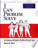 I Can Problem Solve  Intermediate elementary grades