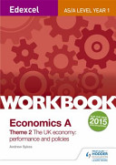 Economics A -- Edexcel AS/A-Level Year 1