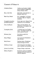 The Journal of Medieval and Renaissance Studies