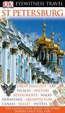 DK Eyewitness Travel Guide  St Petersburg