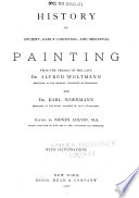 History of Ancient  Early Christian  and Medi  val Painting