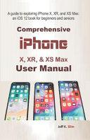 Iphone Xs Xs Max Manual For Seniors [Pdf/ePub] eBook