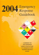2004 Emergency Response Guidebook