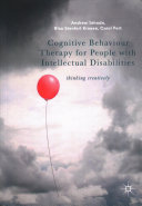 Cognitive behaviour therapy for people with intellectual disabilities