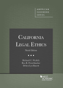 California Legal Ethics