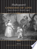 Shakespeare S Comedies Of Love