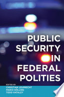 Public Security In Federal Polities