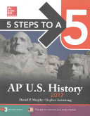 5 Steps to a 5 AP U S  History 2017