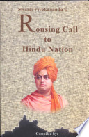 Swami Vivekananda s Rousing Call to Hindu Nation