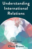 Understanding International Relations[