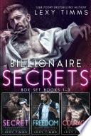 Billionaire Secrets Box Set Books  1 3
