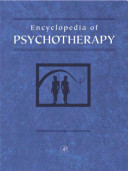 Encyclopedia Of Psychotherapy book