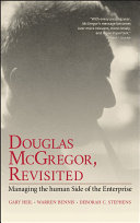 Douglas McGregor  Revisited