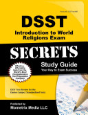 DSST Introduction to World Religions Exam Secrets Study Guide