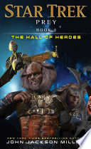 Prey  Book Three  The Hall of Heroes