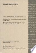 Dokumente zum Kirchenstreit und Militär in Namibia, 1970er Jahre