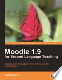 Moodle 1 9 for Second Language Teaching