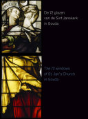 72 Stained Glass Windows Of Saint Johns Church In Gouda