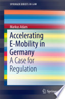 Accelerating E Mobility in Germany