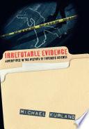 download ebook irrefutable evidence pdf epub