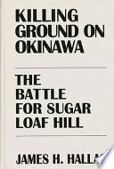 Book Killing Ground on Okinawa