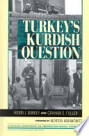 Turkey s Kurdish Question