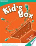 Kid s Box 3 Teacher s Book