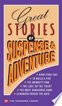 Great Stories of Suspense   Adventure